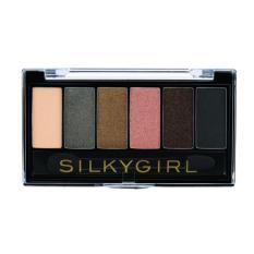 Spesifikasi Silkygirl Truly N*d* Eye Shadow Palette 01 Earthy Murah Berkualitas