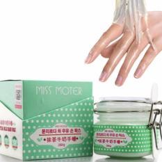 Simply Miss Original Masker Tangan Hand Wax Film Matcha Hijau Moter - 200gram