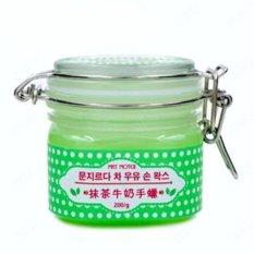 Spesifikasi Simply Skin Moter Hand Wax Film Matcha Hijau 200Gram Original Baru