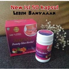Obral Sinensa Beauty Slim Herbal Bpom Original Pelangsing Herbal Bpom Murah