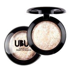 Single Baked Eye Shadow Bubuk Palet Shimmer Metallic Palet Eyeshadow-Intl