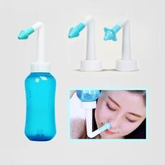 Penawaran Istimewa Sinus Allergie Relief Hidung Tekanan Bilas Neti Pot Hidung Pembersih Cuci Botol Intl Terbaru