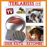 Beli Sisir Kutu Ketombe Metal Nit Lice Comb Jawa Barat