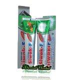 Spesifikasi Siwak F Pasta Gigi Free Fluoride 190 Gram 2 Buah Lengkap