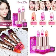 SK205 HENG FANG Chrysanthemum Jelly Flower Lipstick / Hengfang Magic Flower
