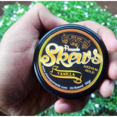 Skews Pomade MEDIUM HOLD Vanilla Mini 50gr
