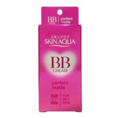 Skin Aqua Bb Cream Perfect Matte For Oily Skin 20Gr Indonesia