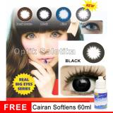 Review Optik Solotika Sky Soul Baby Eyes Softlens Black Gratis Cairan Softlens 60Ml Optik Solotika Di Indonesia