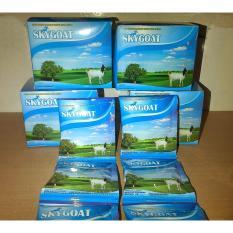 Beli Skygoat Susu Kambing Paket 10 Boxs 1 Boxs Isi 10 Saset