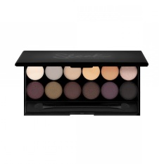 Toko Sleek I Divine Eyeshadow Palette Au Naturel Termurah