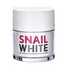 Promo Snail White Cream 50 Ml Whitening Face Regenerate Moisturizer Restore Renew Murah Agen Grosirew Jawa Barat