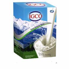 Beli Sni Susu Igco Immunoglobulin Colostrum Pengganti Susu Naco 30 Sachet Online