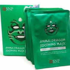 Beli Snp Animal Mask Masker Dragon Harga Per 10 Pc Dapat Box Snp Asli