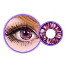 Harga Softlens Baby Color Candy Rainbow Pink 19 8Mm Fullset Murah