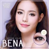 Review Terbaik Softlens Bena Brown By Dreamcon
