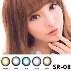 Softlens Candy Tiffani Korean - SR-08 - grey