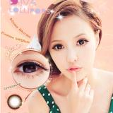 Jual Softlens Diva Lollipops Choco Gratis Lens Case Online