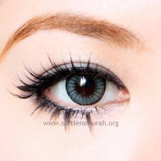 Softlens Diva Queen Grey Gratis Lens Case Diva Diskon 50