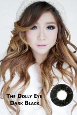Jual Softlens Dolly Eye Glamour Black Gratis Lens Case The Dolly Eye Branded