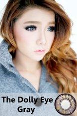 Jual Softlens Dolly Eye Glamour Grey Gratis Lens Case Termurah