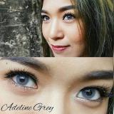 Softlens Dreamcolor Adeline Grey Gratis Lens Case Dreamcolor1 Murah Di Indonesia