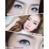 Jual Softlens Dreamcolor Mini Pony Grey Gratis Lens Case Original