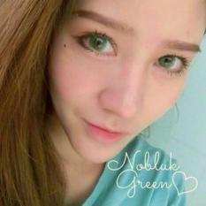 Harga Softlens Dreamcolor Nobluk Green Gratis Lens Case Dan Spesifikasinya
