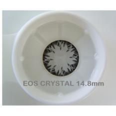Jual Softlens Eos Crystal Grey Gratis Lens Case Antik