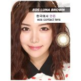 Toko Softlens Eos Luna Brown Gratis Lens Case Eos Contact Lens