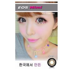 Diskon Softlens Eos Mimi Grey Gratis Lens Case
