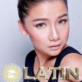 Toko Softlens Latin 3 Tone Grey Gratis Lens Case Terlengkap Indonesia