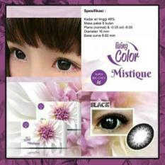 SOFTLENS LIVING COLOR MISTIQUE - NORMAL ONLY