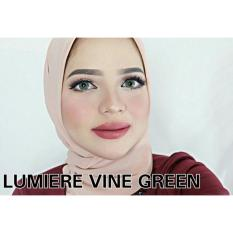 Review Softlens Lumiere Vina Green Terbaru