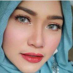 Beli Softlens Mini Ava Grey Gratis Lens Case Di Indonesia