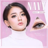 Dimana Beli Softlens Navy Grey By Dreamcon Normal Only Dreamcon