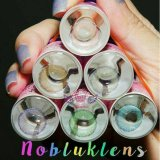 Cuci Gudang Softlens Nobluk Grey By Dreamcon