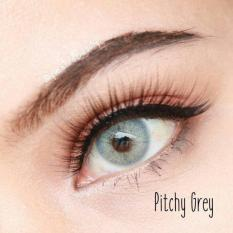 Softlens Pitchy Grey By Dreamcon Dreamcon Diskon 30