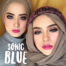 Softlens Sonic (Dreamcolor) - Blue - Gratis Lens Case