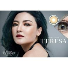 Softlens Teresa Brown By Dreamcon Diskon Indonesia