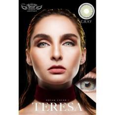 Toko Jual Softlens Teresa Grey By Dreamcon