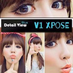 Softlens V1 Expose + Gratis Lenscase