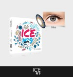 Ulasan Lengkap Softlens X2 Ice N9 Blue