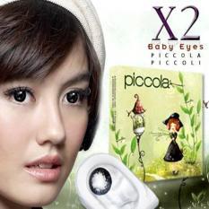 Softlens X2 PICCOLA / Soft Lens PICOLLA DEPKES MADE IN KOREA ADA MINUS
