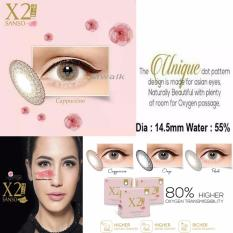 Softlens X2 Sanso Color - Cappuccino
