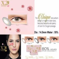 Softlens X2 Sanso Color - Pearl