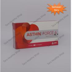 Review Pada Soho Asthin Force 6 Mg 18 Kapsul Antioksidan Super Untuk Menjaga Kesehatan Awet Muda Anti Aging