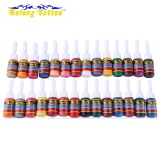 Solong Tattoo 5Ml 28 Colors Set Long Lasting Pigments Tattoo Inks Intl Original