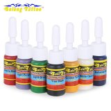 Jual Solong Tattoo 5 Ml 7 Warna Kit Pigmen Tinta Intl Solong Tattoo Ori