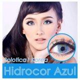 Spesifikasi Solotica1 Hidrocor Softlens Azul Free Lenscase Lengkap Dengan Harga