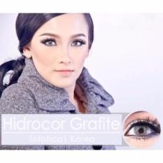 Jual Beli Solotica1 Hidrocor Softlens Grafite Free Lenscase